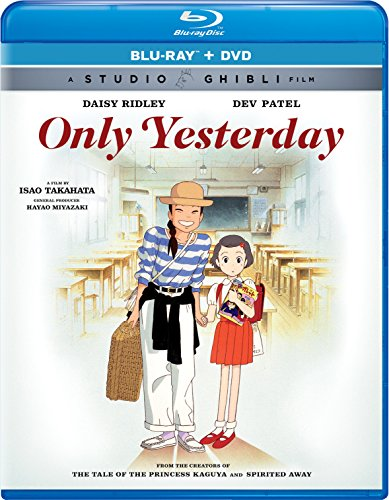 Only Yesterday/ [Blu-ray] [Import]