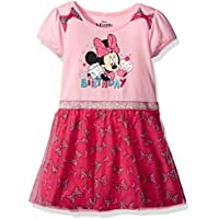 Disney Girls Minnie Mouse Birthday Dress Casual Dress
