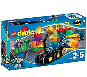 レゴ (LEGO) デュプロ バットマンとジョーカー 10544