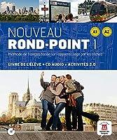 Nouveau Rond-Point: Livre de l'eleve + CD 1 (A1-A2)
