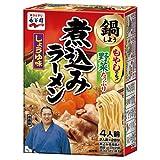 永谷園 煮込みラーメン しょうゆ味 4人前×6箱入×(2ケース)