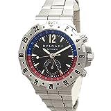 [ブルガリ]BVLGARI 腕時計 ディアゴノ スクーバ プロフェッショナル GMT40SSD メンズ 中古 [並行輸入品]