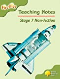 Oxford Reading Tree: Level 7: Fireflies: Teaching Notes