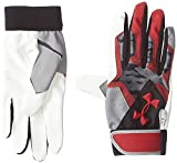(アンダーアーマー)UNDER ARMOUR UA YOUTH CLEANUP VI B GLOVE 1295584 912 BLK/BLK/RED YLG