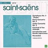 Saint-Saens: Symphony No.3, Piano Concerto No.2, Violin Concerto No.3, Carnival of the Animals