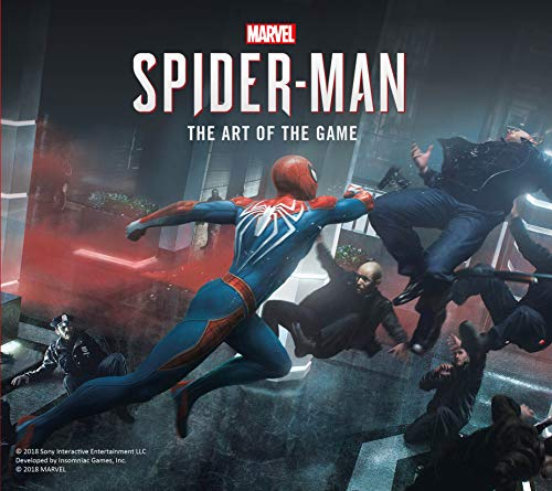 Marvel's Spider-Man: The Art o...