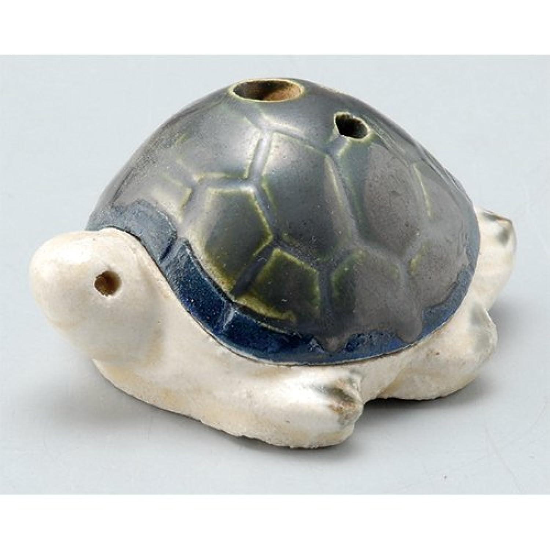 香炉 飾り香炉(亀) [H4.5cm] HANDMADE プレゼント ギフト 和食器 かわいい インテリア