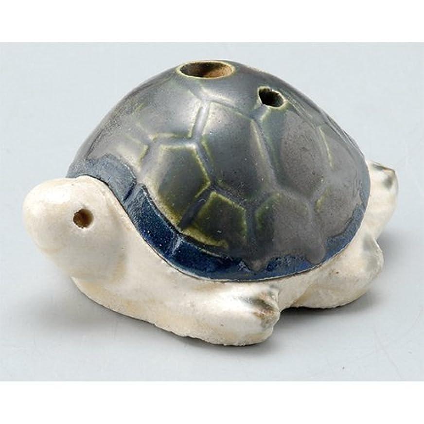 干渉不幸でも香炉 飾り香炉(亀) [H4.5cm] HANDMADE プレゼント ギフト 和食器 かわいい インテリア