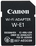 Canon Wi-Fiアダプター W-E1
