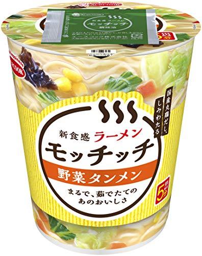 ラーメンモッチッチ(野菜タンメン)の通販の画像