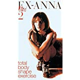EX-ANNA two 2 total body shape exercise [VHS]