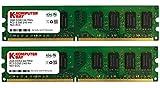Komputerbay 4GB ( 2x 2GB ) ddr2667MHz pc25300pc25400CL 5DIMM ( 240ピン) 4GB am2–のみWorks on AMDマザーボード