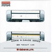 Nゲージ KP-382 レム5000/レム9000 冷蔵車 2両セット