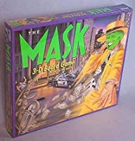 The Mask 3-D Board Game by Parker Brothers [並行輸入品]