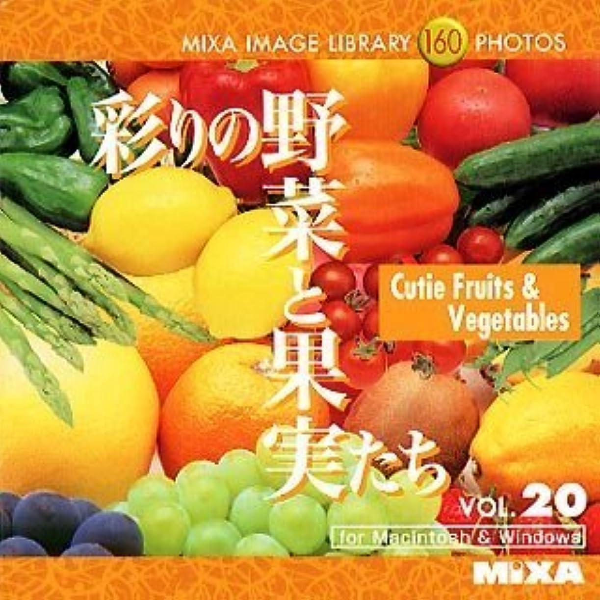 耐久ピアノを弾くロータリーMIXA Image Library Vol.20「彩りの野菜と果実たち」