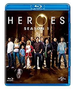 HEROES/ヒーローズ シーズン1 ブルーレイ バリューパック [Blu-ray]
