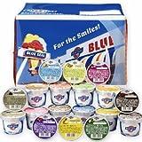 ブルーシール ギフトセット18 沖縄 定番 人気 アイスクリーム ブルーシールアイス お中元 お歳暮
