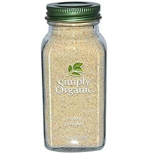 Simply Organic(シンプリー オーガニック) オニオンパウダー 3.00 oz (85g) [海外直送品]