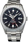 [オリエント]ORIENT 腕時計 ORIENTSTAR オリエントスター GMT 機械式 自動巻き (手巻き付き)  ブラック WZ0061DJ メンズ