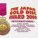 THE JAPAN GOLD DISC AWARD 2006‐INTERNATIONAL‐