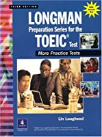 LONGMAN PREP TOEIC (N/E) MORE : COURSE W/AK (Go for English)