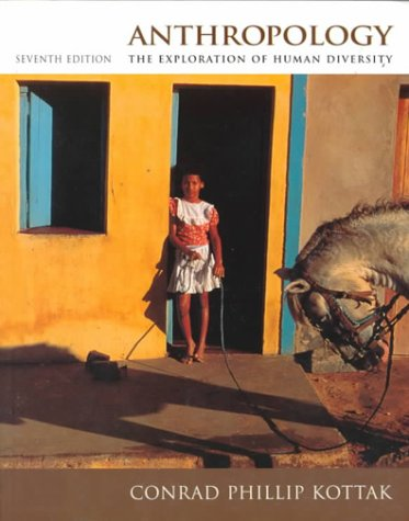 Download Anthropology: The Exploration of Human Diversity 0070361827