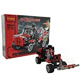 Sun-tiles City Emergency Rescue Car Pick-up Tow Truck NEW #3344 [並行輸入品]