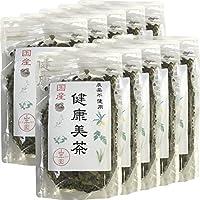 国産100% 健康美茶 無農薬 80g×10袋セット ノンカフェイン