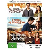 Hallmark Collection 6 - Falling For Vermont/under The Autumn Moon/truly Madly Sweetly