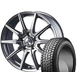 [235/60R18] GOODYEAR / ICE NAVI SUV スタッドレス [2/-] [BEST / ZEPHYR SR10 (SL) 18インチ] スタッドレス&ホイール4本セット CX-7(ER3P)