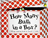 How Many Bugs in a Box?: A Lift-up Counting Book (Pop-up Books) -