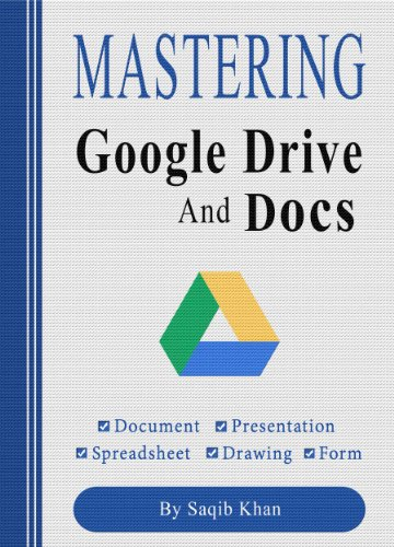 amazon mastering google drive and docs with tips english
