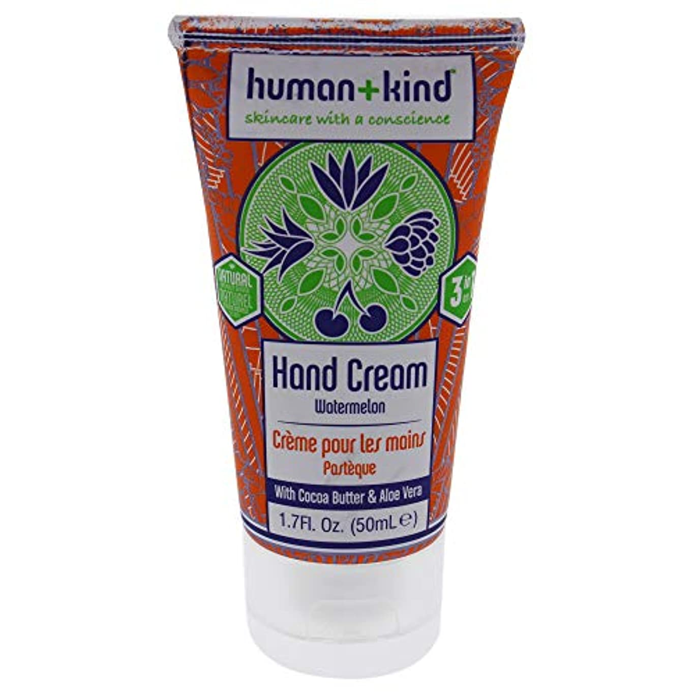 つかの間パット結紮Hand-Elbow-Feet Cream - Watermelon