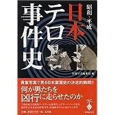 昭和・平成日本テロ事件史 (宝島社文庫)
