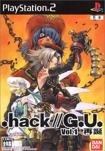 .hack//G.U. Vol.1 再誕の詳細を見る