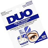 Ardell Duo Quick Set Adhesive Clear 5g, 1 count (67583)