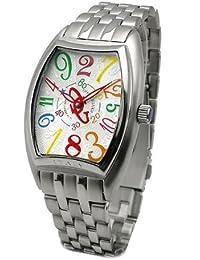コグ 腕時計 ジャンピングアワー 自動巻き メンズ JH4M-WHC