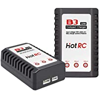 HotRC リポバッテリー 充電器 リポ 充電器 2S - 3S 7.4V 11.1v B3 (10W版)