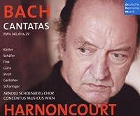 Cantatas 29 61 & 140 (Bonus CD)