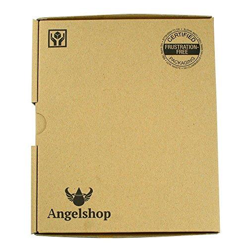 【Angelshop】 Canon(キャノン) 互換インクカートリッジ BCI-351XL/350XLBK 6色セット 残量表示機能付 【増量タイプ】[フラストレーションフリーパッケージ(FFP)]