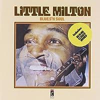 Blues N' Soul by Little Milton (1989-11-16)