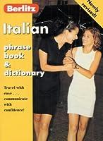 Berlitz Italian Phrase Book (Berlitz Phrasebooks)