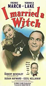 I Married a Witch [VHS] [Import]