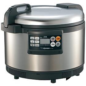 象印 炊飯器 IH式 3升 業務用 単相200V専用30A以上  ステンレス NH-GD54-XA