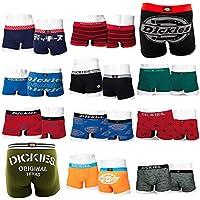 ボクサーパンツ メンズ セット 4枚 Dickies ディッキーズ 下着 4枚セット お得 福袋 パンツ インナー US…