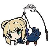 Fate/stay night [UBW] セイバーつままれストラップ