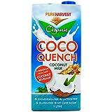 Pureharvest Organic Coco Quench Coconut Milk 1 Liter, 1000 ml, Coconut Milk