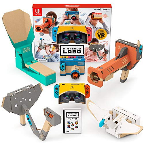Nintendo Labo Toy-Con 04: VR Kit -Switch