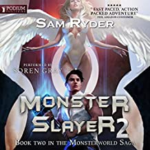 Protector: Monster Slayer: Monsterworld Saga, Book 2