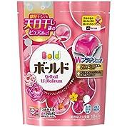 ボールド 洗濯洗剤 ジェルボール Wプラチナ プラチナブロッサム&ピオニーの香り 詰め替え 352g(18個入)